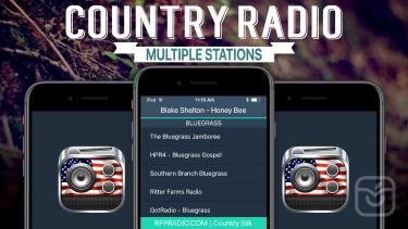 تصاویر Country Radio: Streaming Music