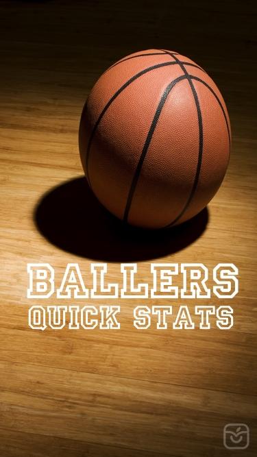 تصاویر Ballers Basketball Quick Stats