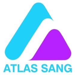 لوگو اطلس سنگ | Atlas Sang