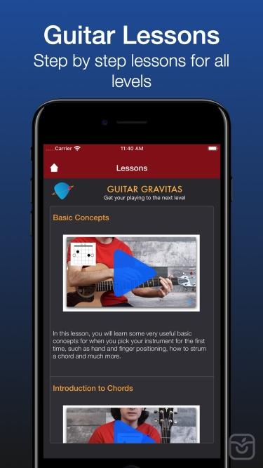 تصاویر Guitar Gravitas: Total ed.