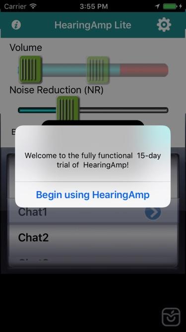 تصاویر HearingAmp Lite
