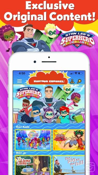 تصاویر Kartoon Channel!