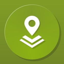 لوگو Offline Maps - custom area caching and real-time label tracking