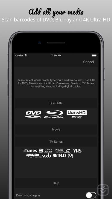 تصاویر My Movies 3 Pro - Movie & TV
