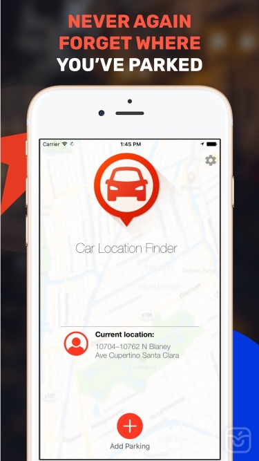 تصاویر Car Location Finder