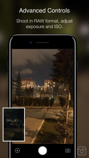 تصاویر Nightcam: Night Mode Camera