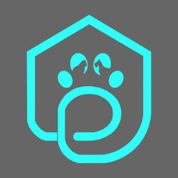 لوگو خانه حیوانات پاتریک