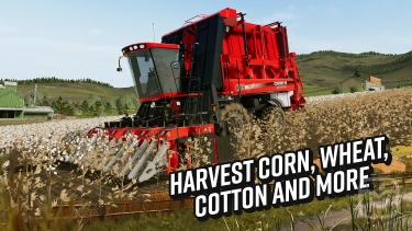 تصاویر Farming Simulator 20