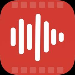 لوگو PodVideo - Podcast to video