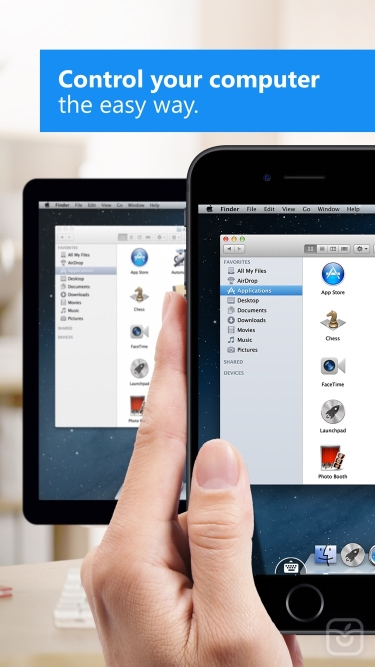 تصاویر TeamViewer: Remote Control