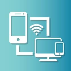 لوگو File Sharing Manager - Transfer videos & photos over WiFi