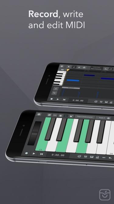 تصاویر n-Track Studio 9 Pro