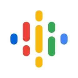 لوگو Google Podcasts|گوگل پادکست
