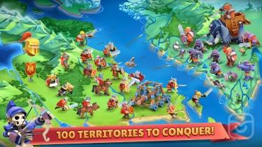 تصاویر Game of Warriors