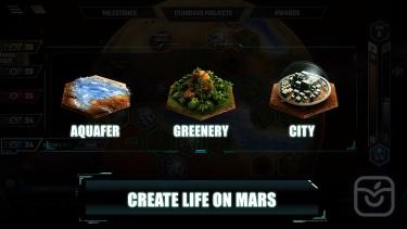 تصاویر Terraforming Mars