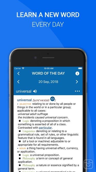 تصاویر Oxford English Dictionary 2018