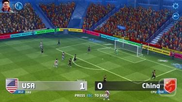 تصاویر Sociable Soccer 2020