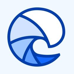 لوگو Breaker—The social podcast app