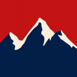 لوگو Over the Alps
