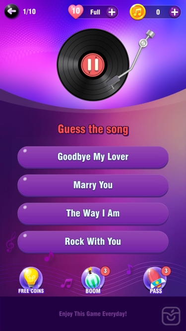 تصاویر Music Trivia - Guess the Song