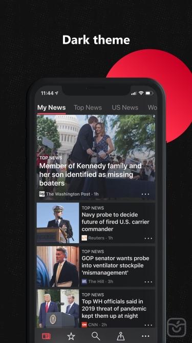 تصاویر Microsoft News