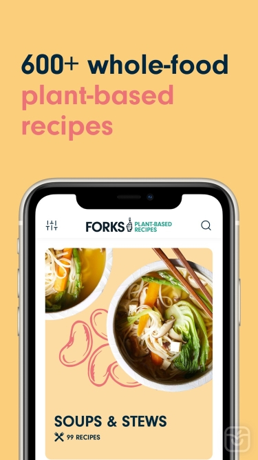 تصاویر Forks Plant-Based Recipes