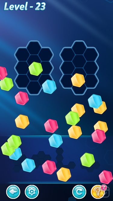 تصاویر   Block! Hexa Puzzle