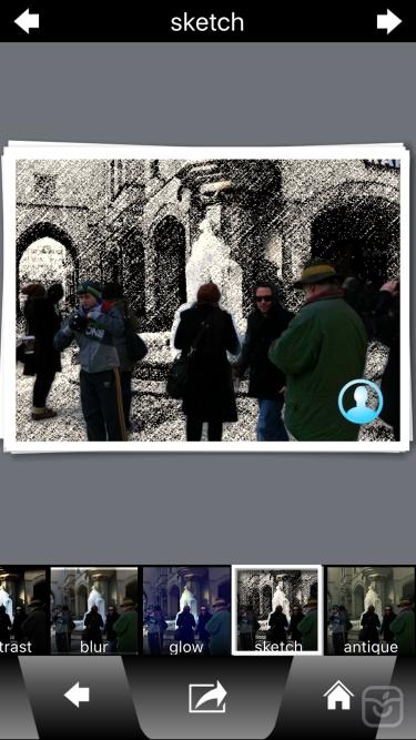 تصاویر ClonErase Camera