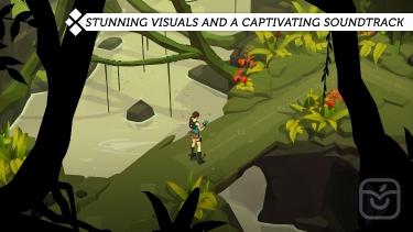 تصاویر Lara Croft GO