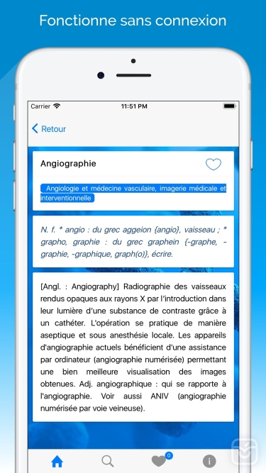 تصاویر Dictionnaire Médical - Pro