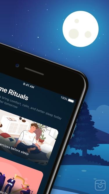 تصاویر Sleepzy - Sleep Cycle Tracker