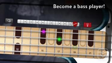 تصاویر REAL BASS Electric bass guitar