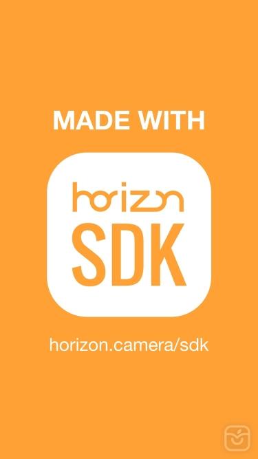 تصاویر Horizon Camera Premium