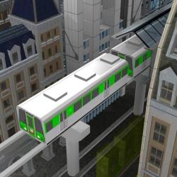 لوگو Monorail City™