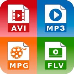لوگو Video Converter and Media File