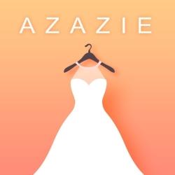 لوگو Azazie:Shop Bridesmaid Dresses