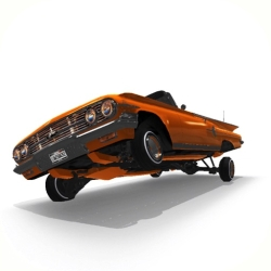 لوگو Lowriders Comeback 2: Cruising