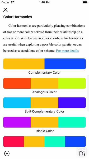 تصاویر HuntColor: Discover colors