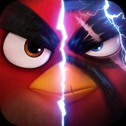 لوگو Angry Birds Evolution