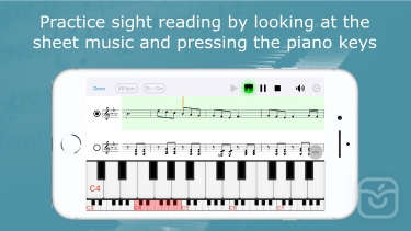 تصاویر Piano Sight Pro