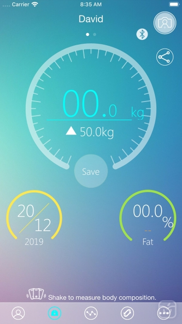 تصاویر Qilive Smart Scale