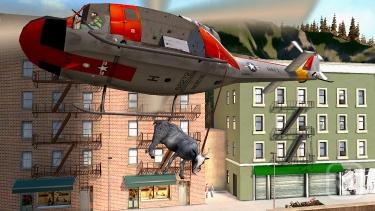 تصاویر Goat Simulator