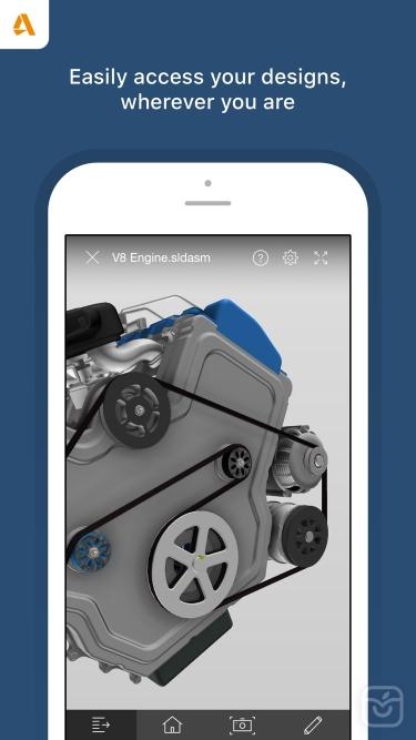 تصاویر Fusion 360
