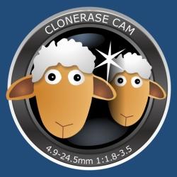 لوگو ClonErase Camera