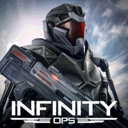 لوگو Infinity Ops: Sci-Fi FPS