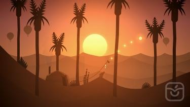 تصاویر Alto's Odyssey
