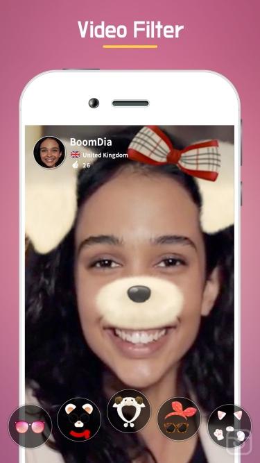 تصاویر Boomdia Social Video Chat