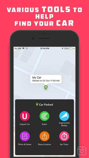 تصاویر Find My Car - Car Locator