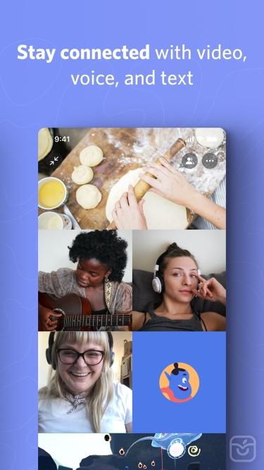 تصاویر Discord - Talk, Chat, Hang Out