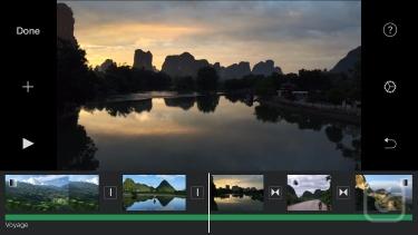 تصاویر iMovie